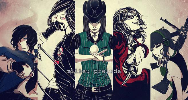 The Mafia Family by yu-nomii