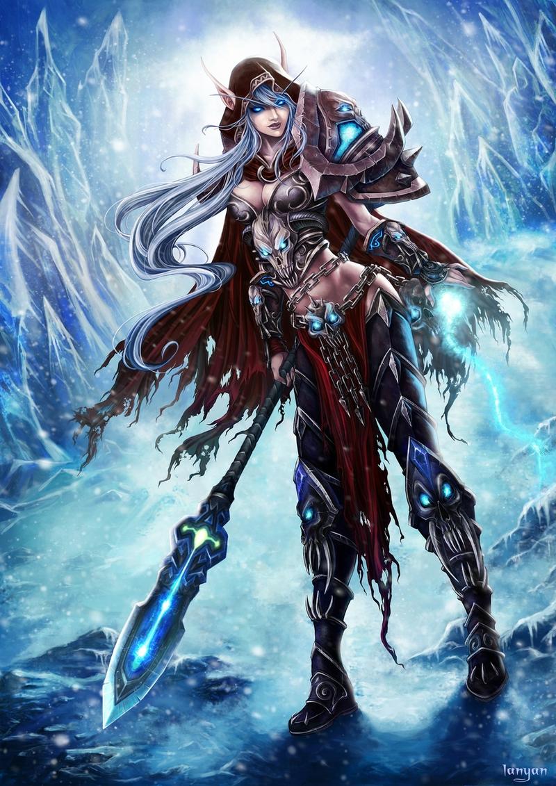 World Of Warcraft Blood Elf by MissCanadaDK on DeviantArt