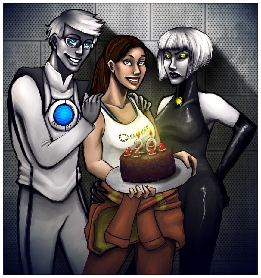 Birthday Celebration by DestinyJade