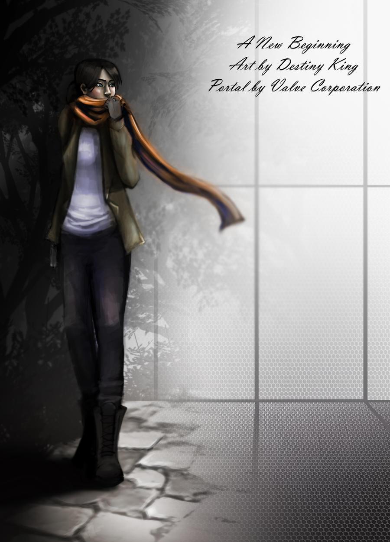 A new beginning by DestinyJade