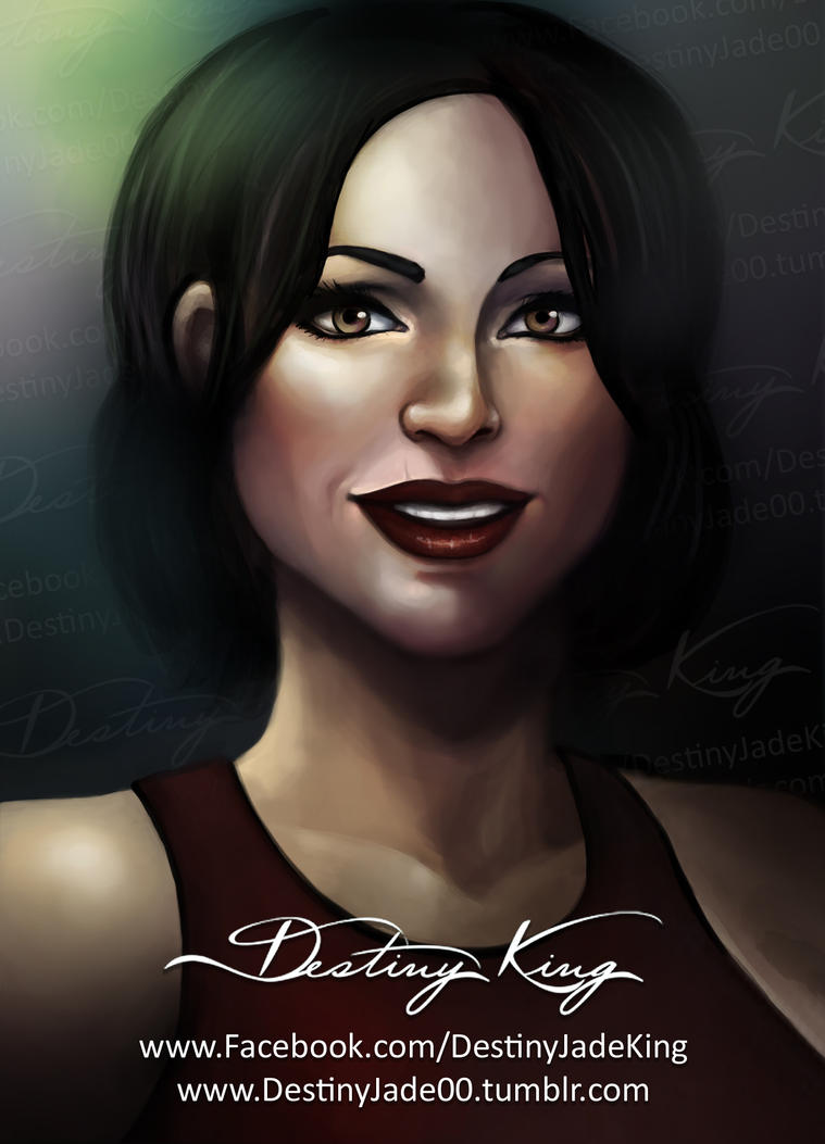 Lana Parrilla by DestinyJade