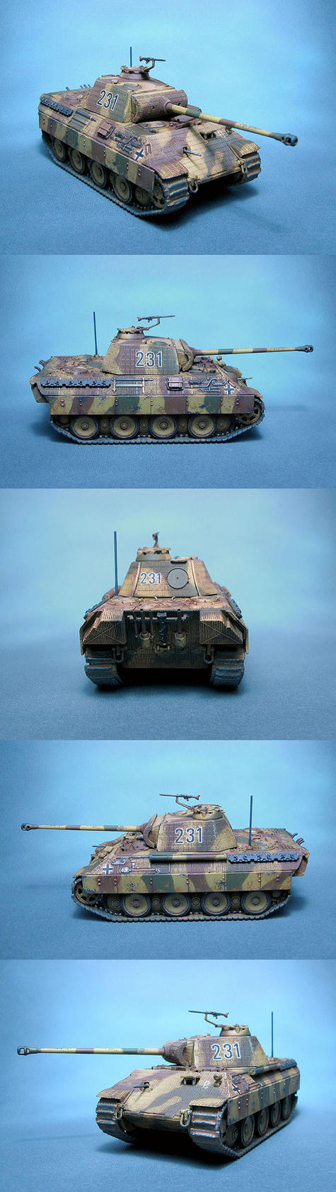 Panther 231 700 by Graveus