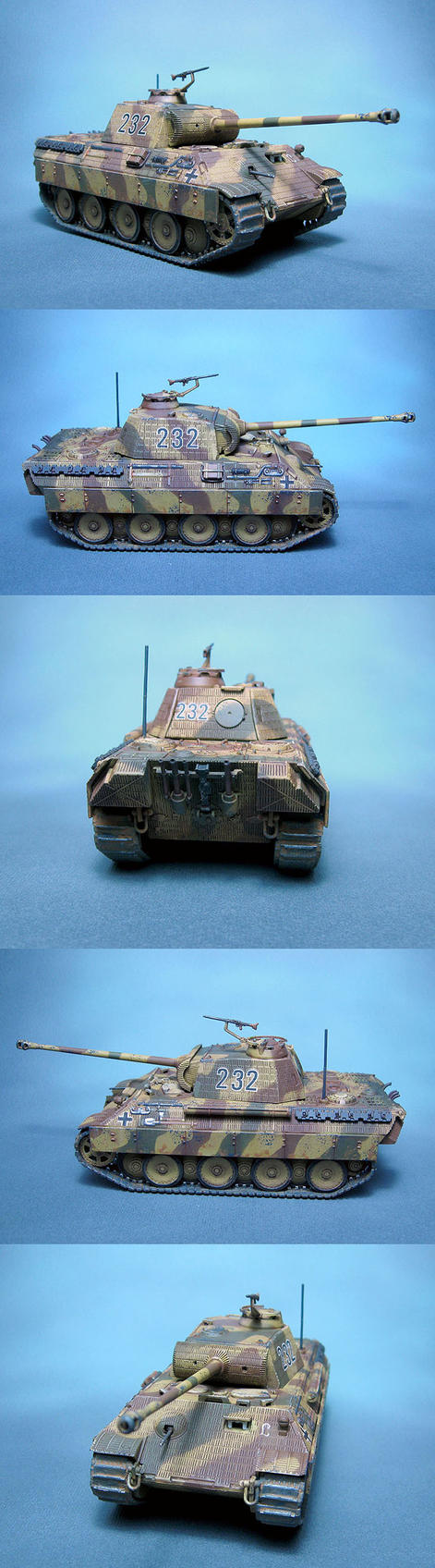 Panther 232 700 by Graveus