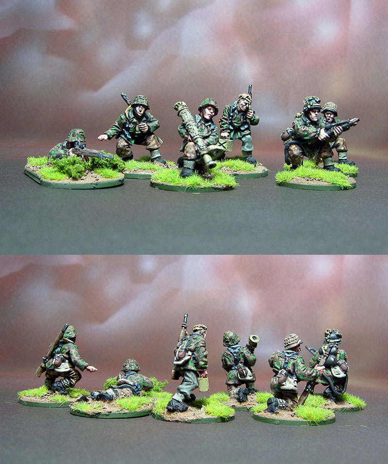 Bolt Action GERMANS SS WS by Graveus