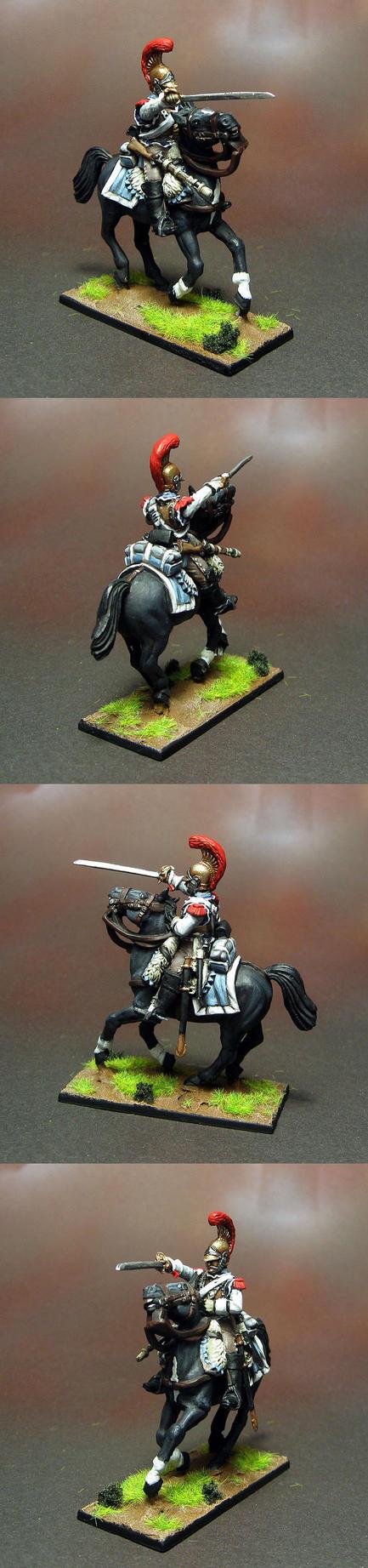 HC horsemen by Graveus
