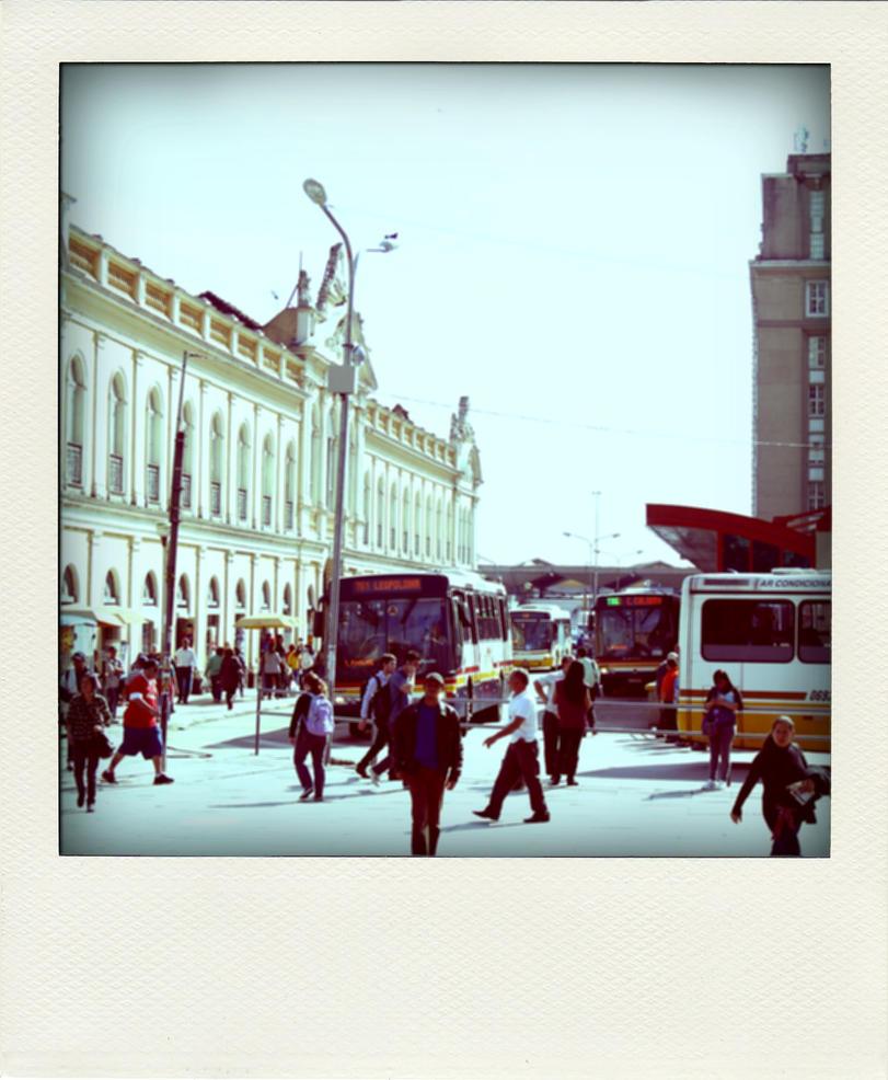 . Polaroid in Porto Alegre . by yustsu