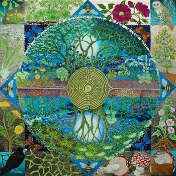 LOVE MANDALA ID in deviantart by LOVE-Mandala