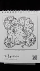 Mandala Calender 2016 Back Cover by LOVE-Mandala