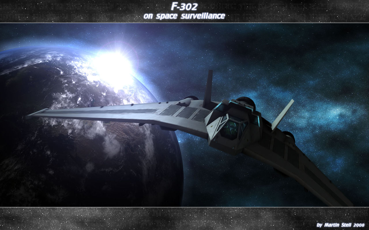 F-302 on space surveillance by SGA-Maddin