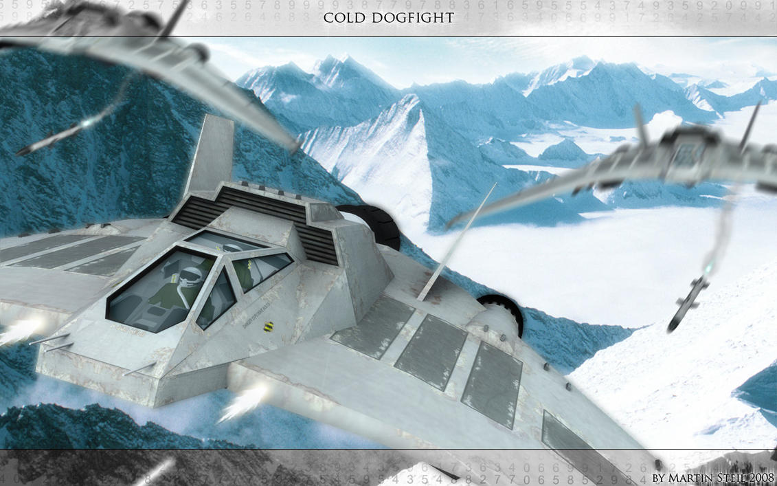 cold dogfight by SGA-Maddin