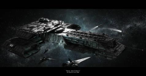 Real Air Force by SGA-Maddin