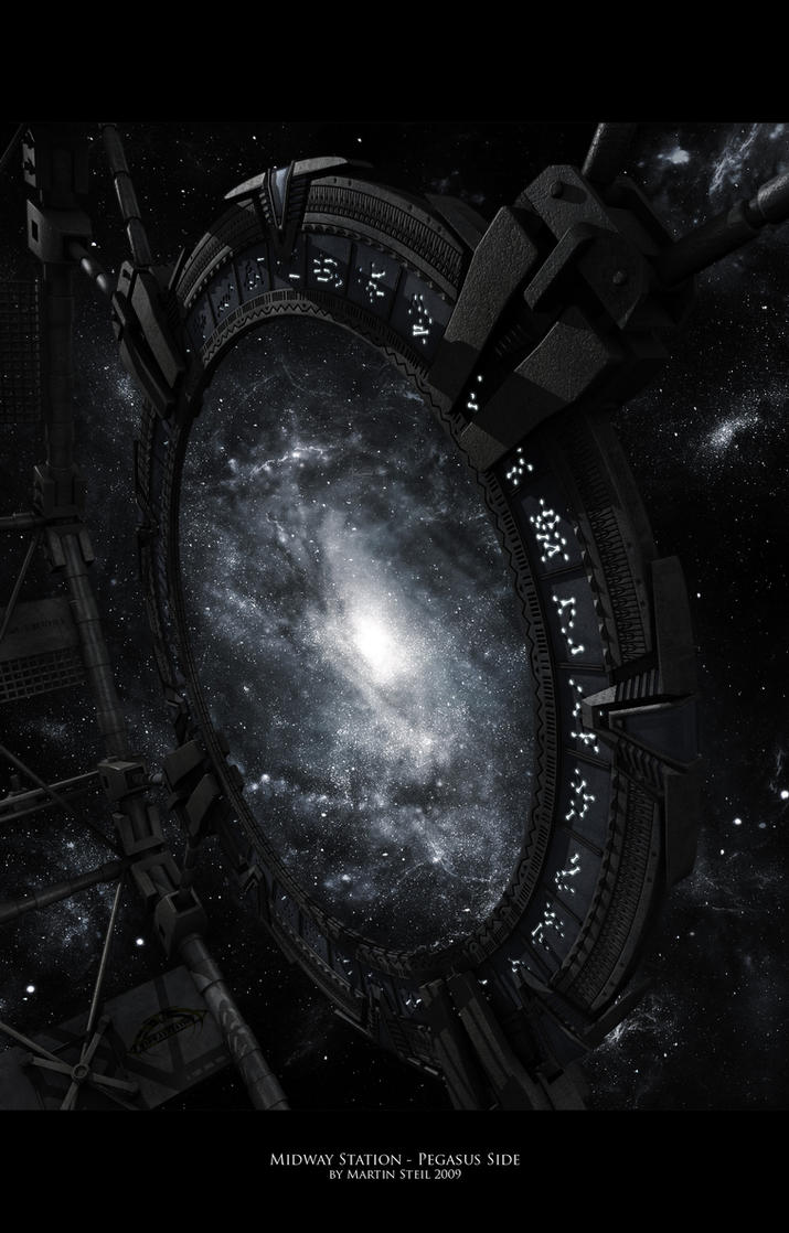 Midway station - Pegasus side by SGA-Maddin