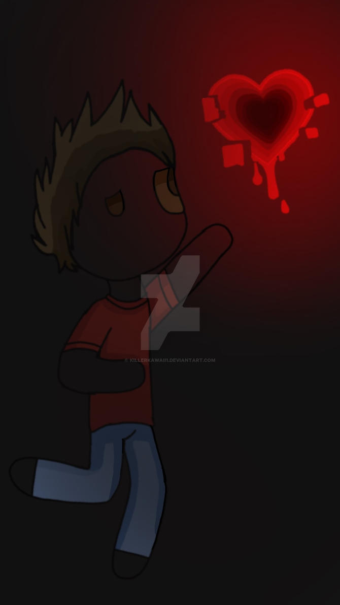 baldi s basics corrupted heart by killerkawaii1 on deviantart