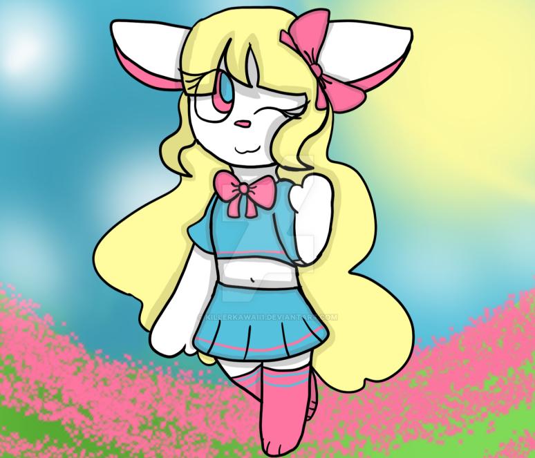 (Art Trade 28#) Misty! by KillerKawaii1