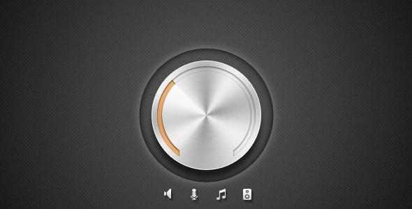 Volume Control by fazalzarif