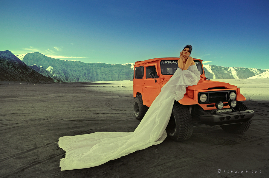 Another Asalia series in Bromo by hirza