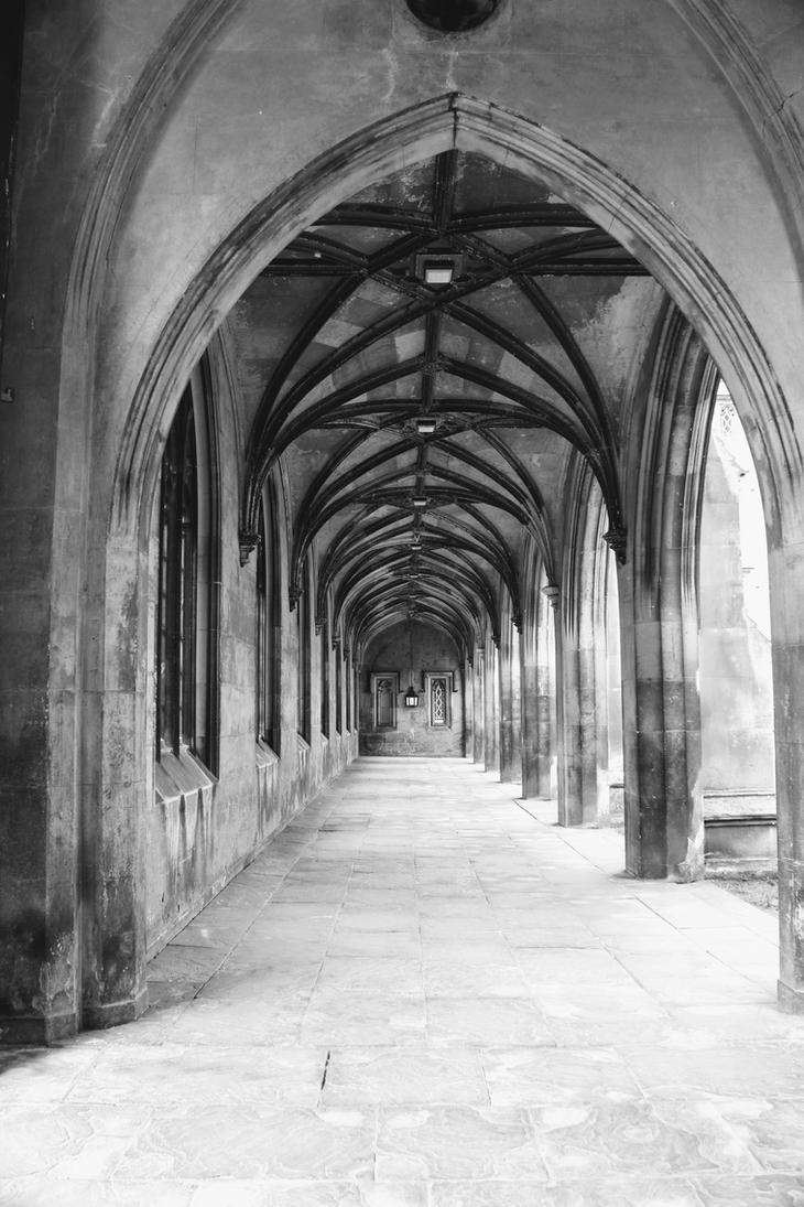 At St. John's College by Lorenaenglish