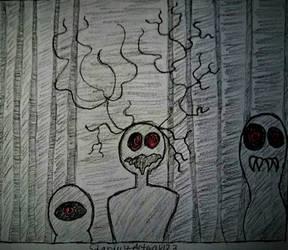 Woods  by Stardust-Artway123
