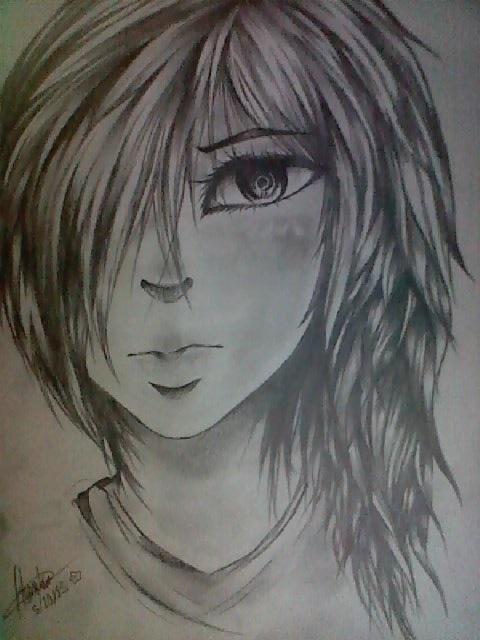 Late night drawing by dainin09