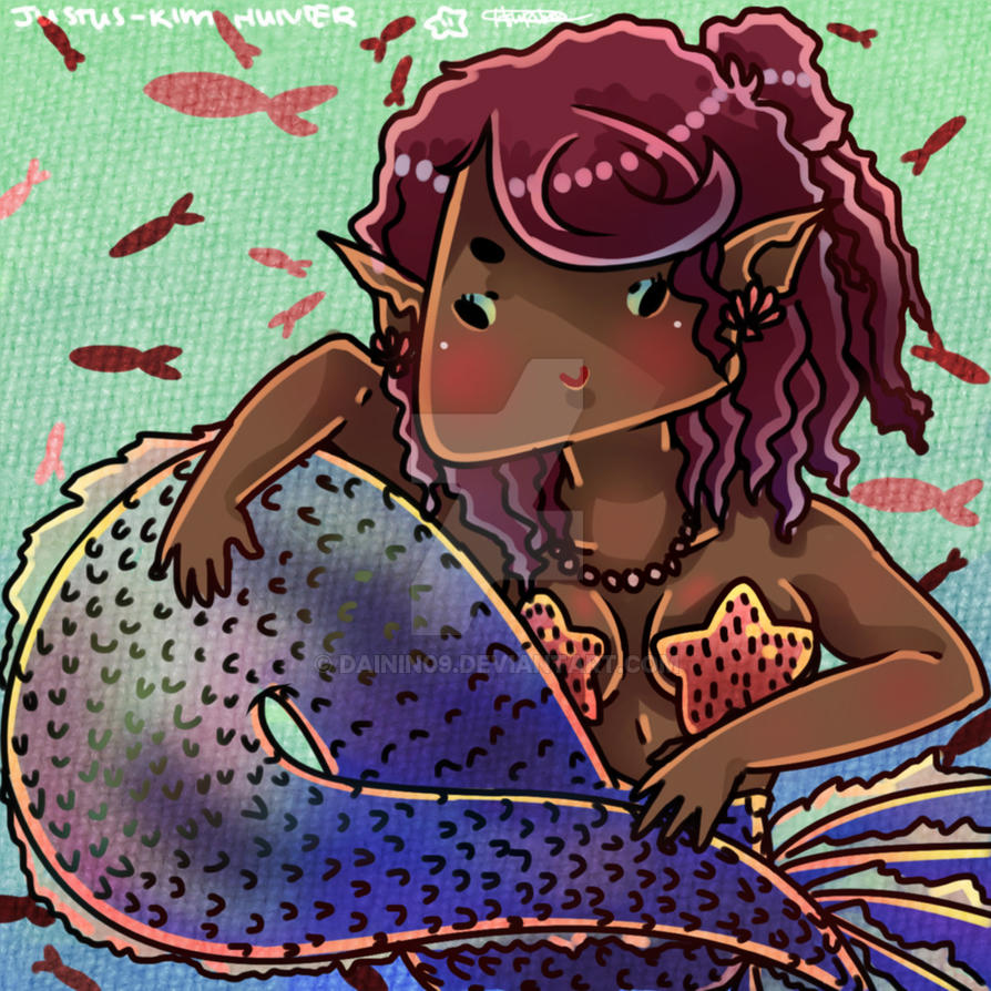 Mermaid by dainin09