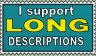 Long Descriptions by ZeroFangirl-Mu