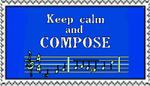 Compose Stamp JUMBO by ZeroFangirl-Mu