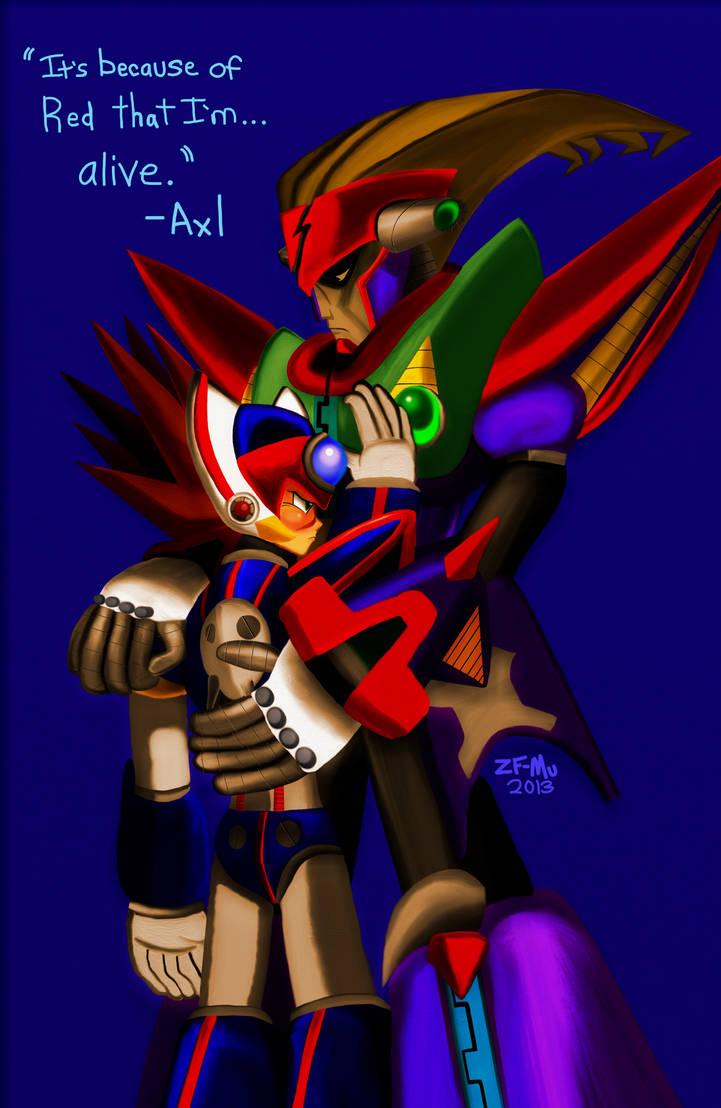 ReddoAkkuseru 1: Because of him by ZeroFangirl-Mu