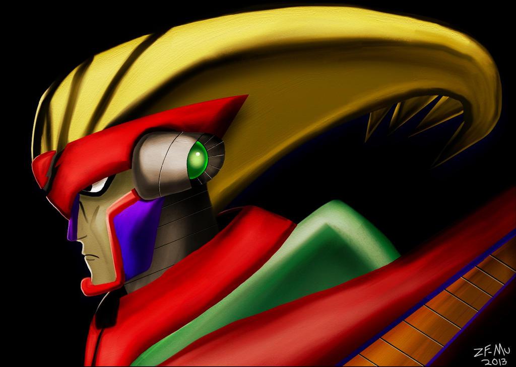Red Battle ARRANGE by ZeroFangirl-Mu