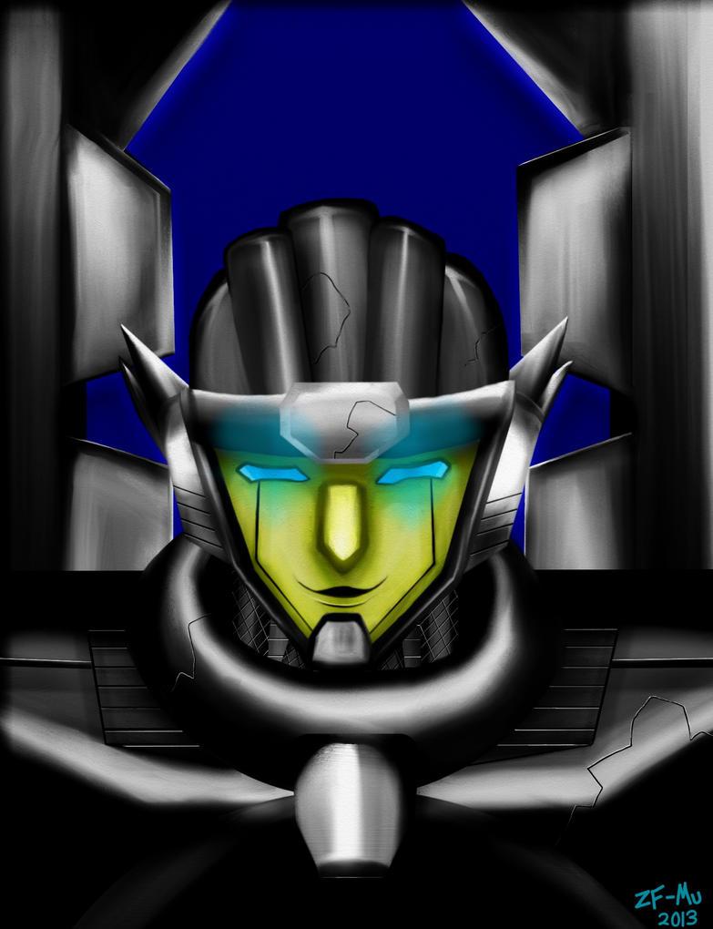GASKET - Transformers Drift by ZeroFangirl-Mu