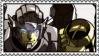 Gasket Fan Stamp by ZeroFangirl-Mu