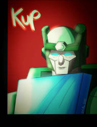 KUP - Transformers G1 by ZeroFangirl-Mu