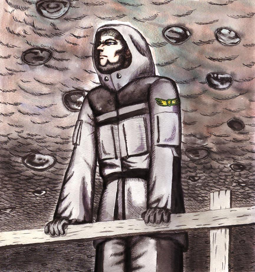 Pilot Davydov by VioMil