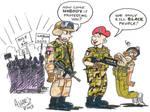 War Protestation Standards