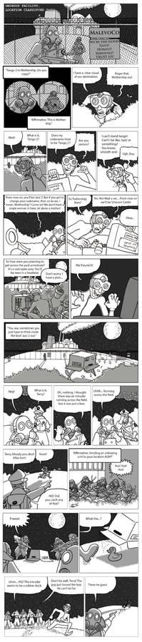 Hero Material 2, Part 1: Dark Was The Night...
