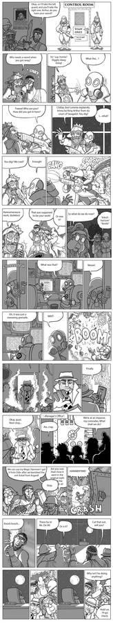 Hero Material 2, Part 4: Taking Control