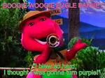 Barney Meme 1