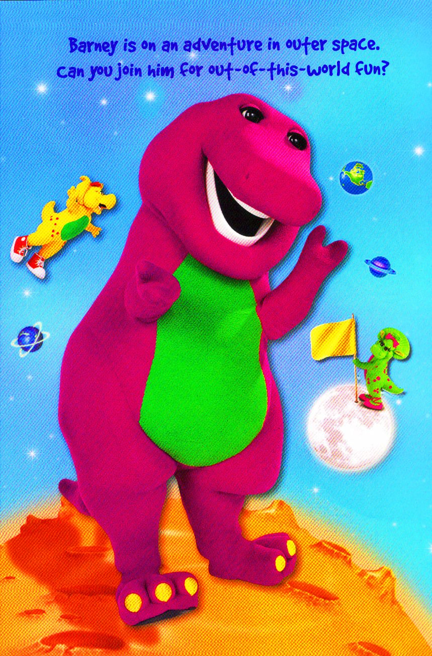 out of this world fun with barney by bestbarneyfan on deviantart