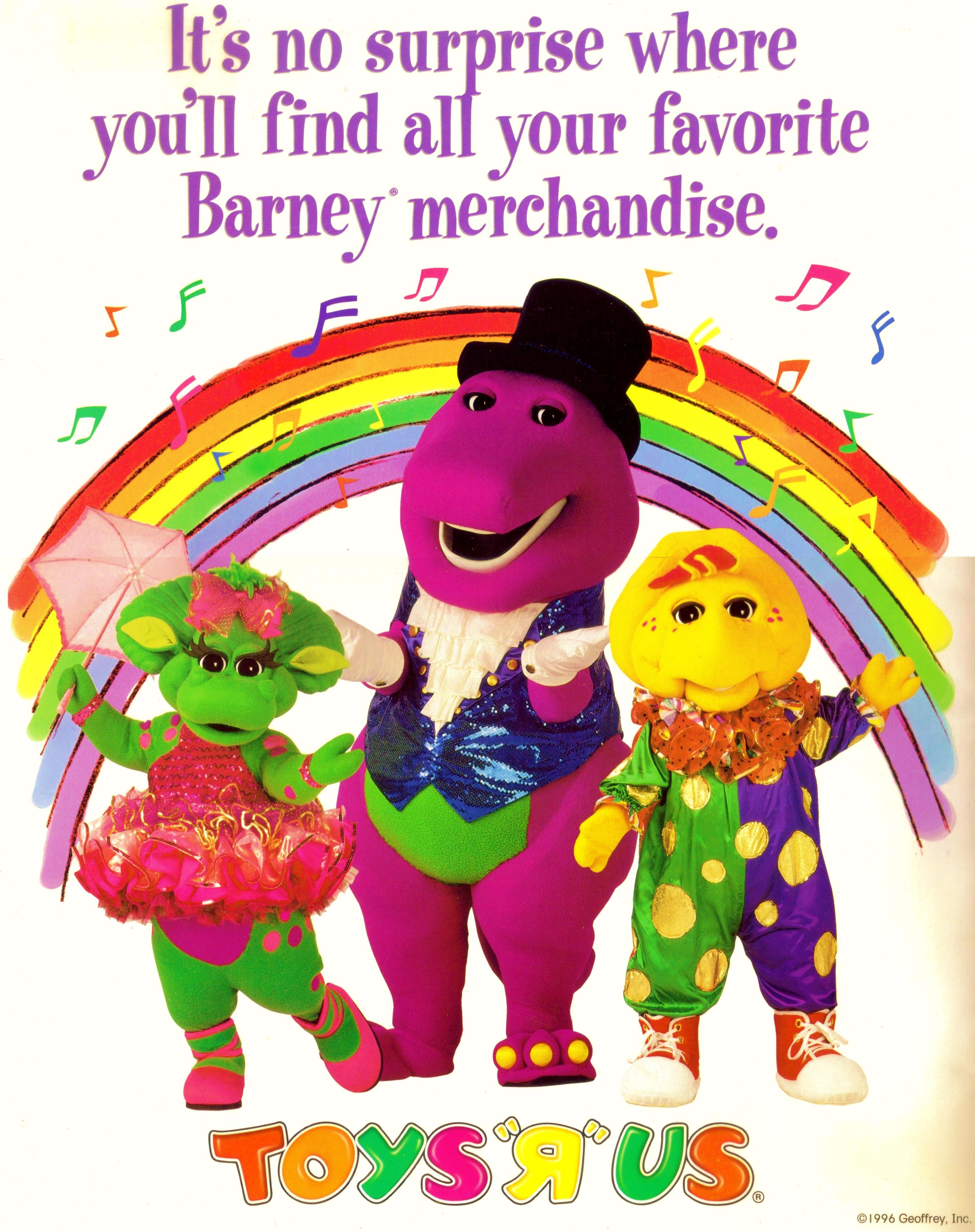 Barney Toys Bestbarneyfan Deviantart