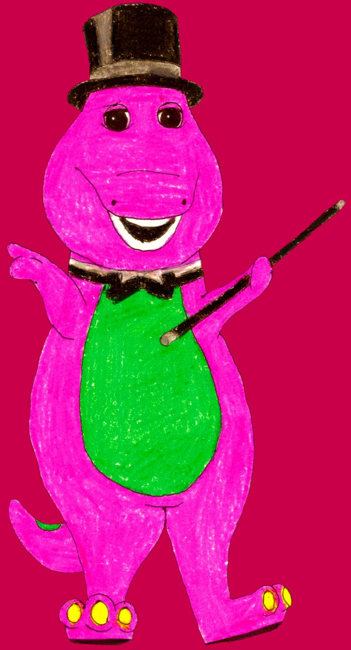 Dance With Barney By Bestbarneyfan On Deviantart