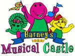 Barney's Musical Castle Logo