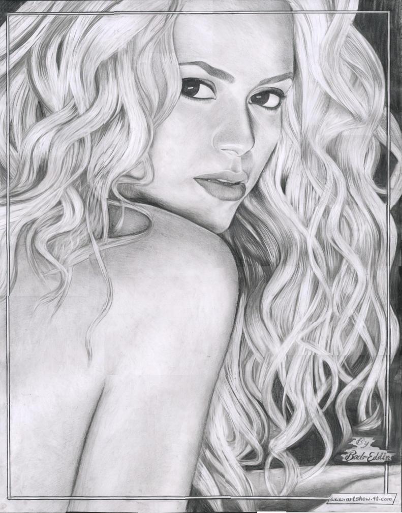 art pencil drawing