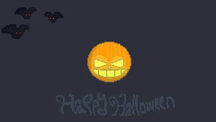 Happy Halloween everyone!! (I know it's 23.9 but)