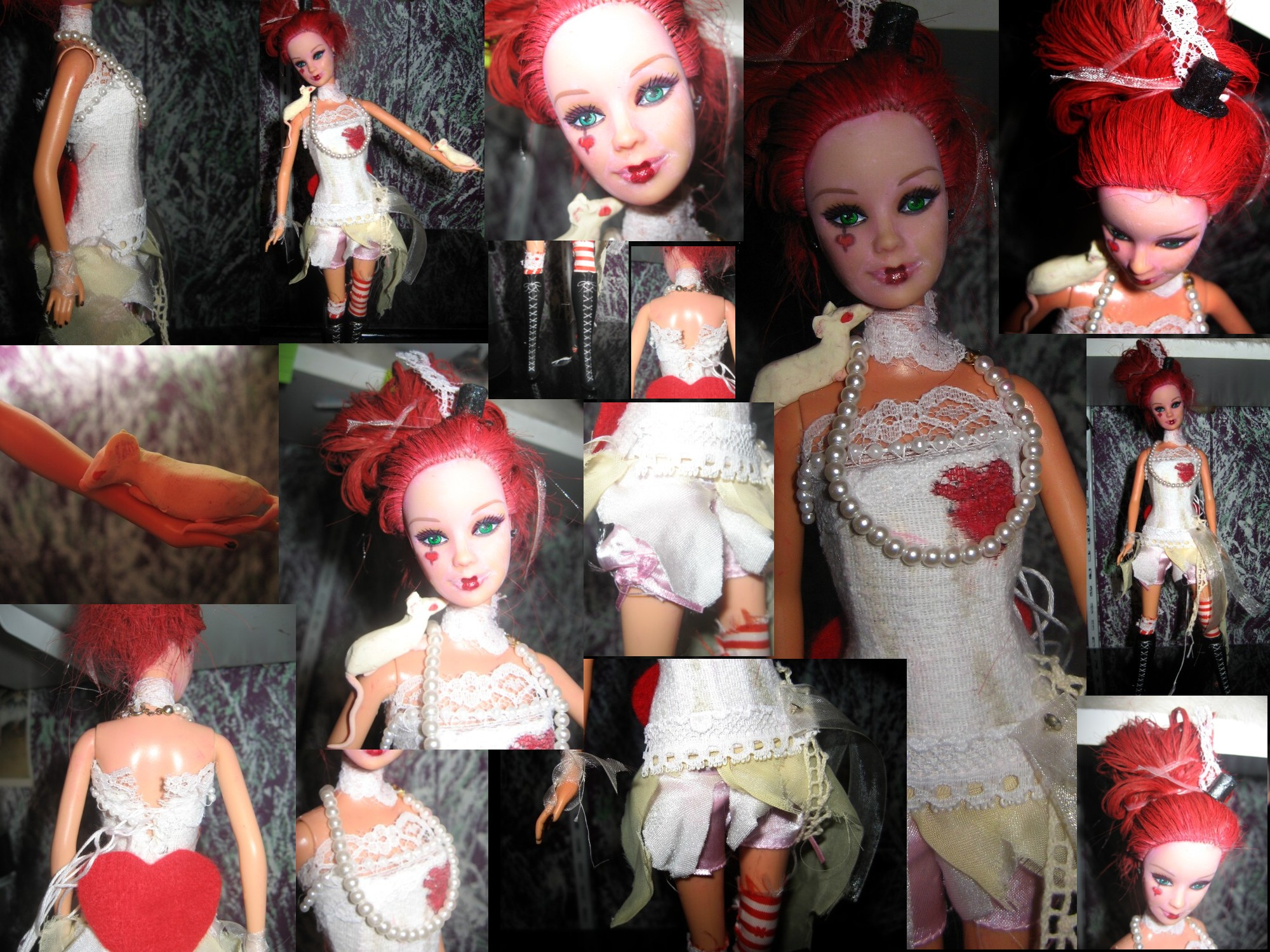 Emilie Autumn Barbie Doll V2.0
