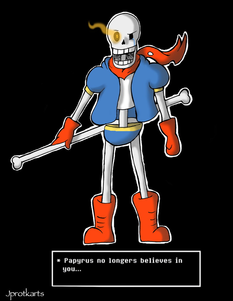 Disbelief Papyrus Wallpaper Related Keywords & Suggestions
