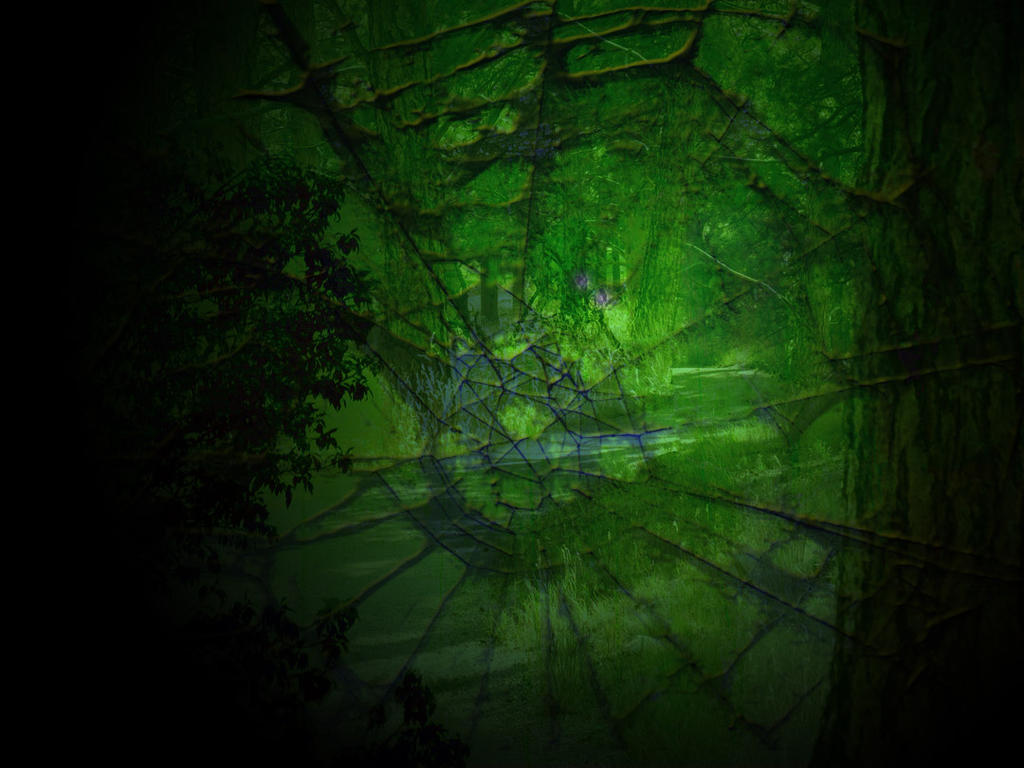 Green Forest Dark by vdarcangelo on deviantART