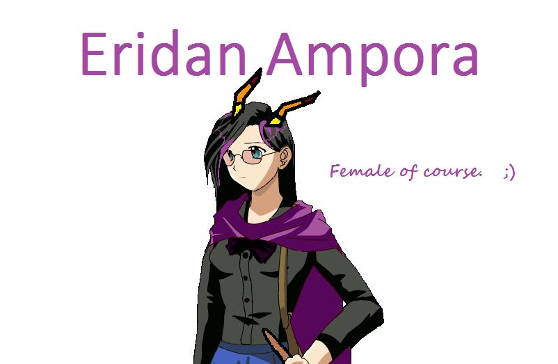 eridan ampora human - photo #38