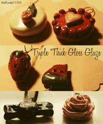 Triplethick Glaze
