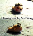 Polymer Clay Mamegoma