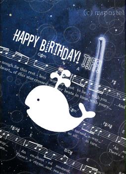 Happy Birthday, Tiff!