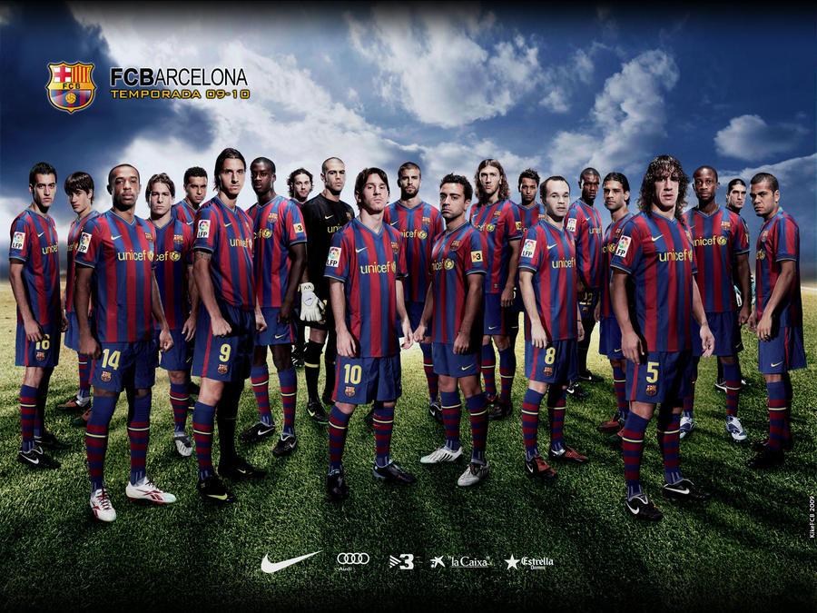 fc barcelona team promotion - photo #35